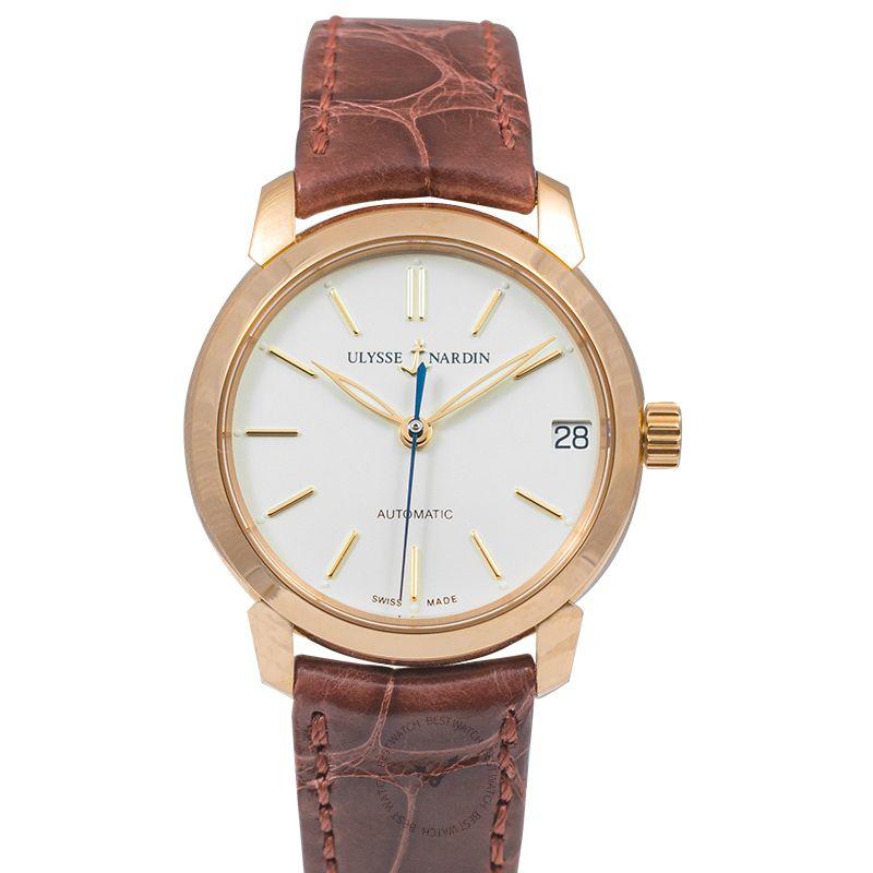 雅典錶 Classico腕錶系列 8102-116-2/90