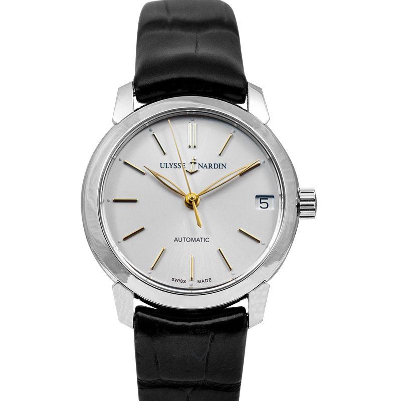 雅典錶 Classico腕錶系列 8103-116-2/91