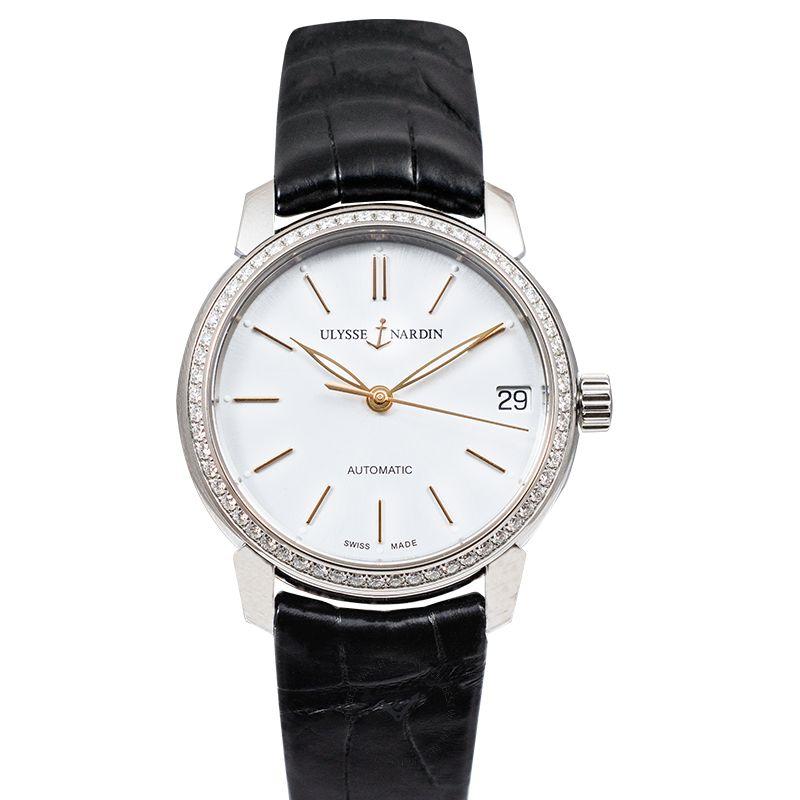 雅典錶 Classico腕錶系列 8103-116B-2/91