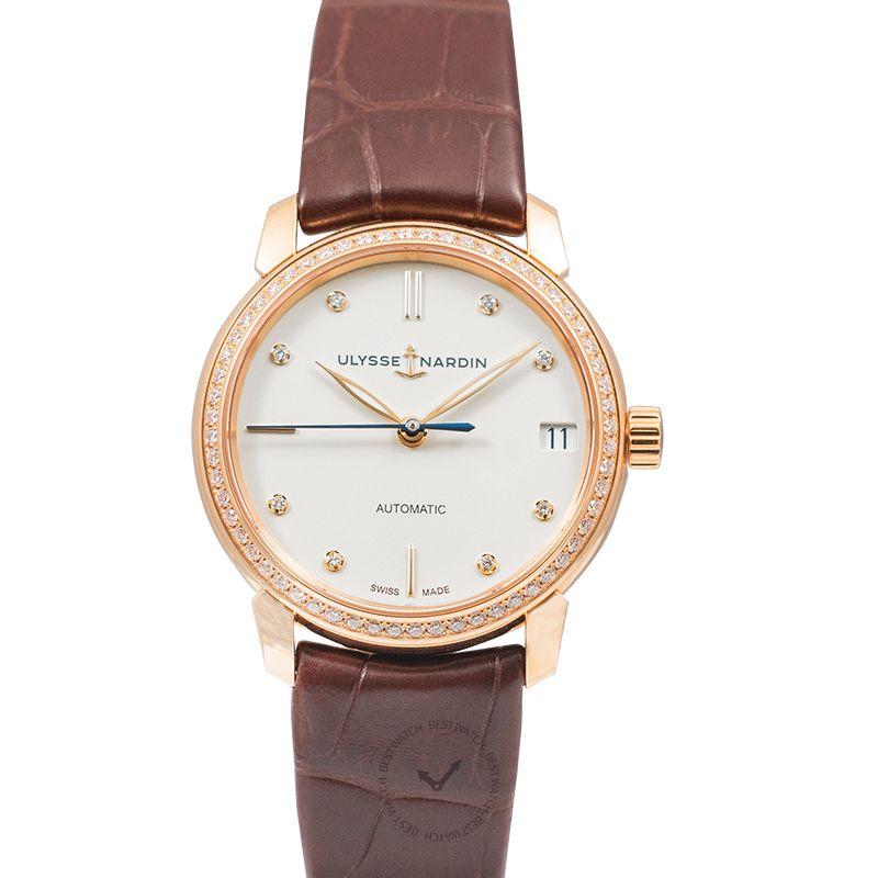 雅典錶 鎏金系列 8106-116B-2/990