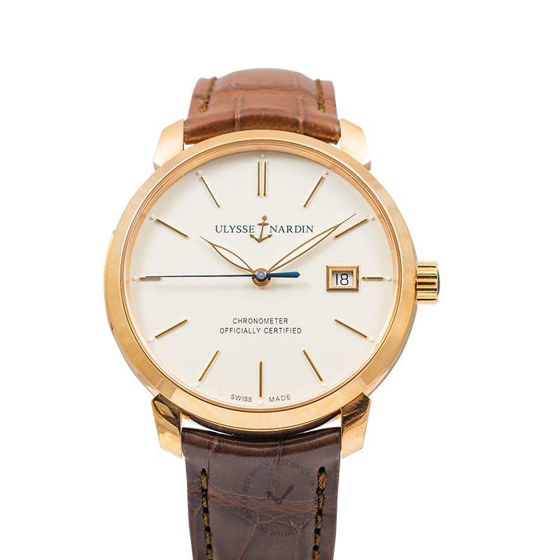 雅典錶 Classico腕錶系列 8156-111-2/91