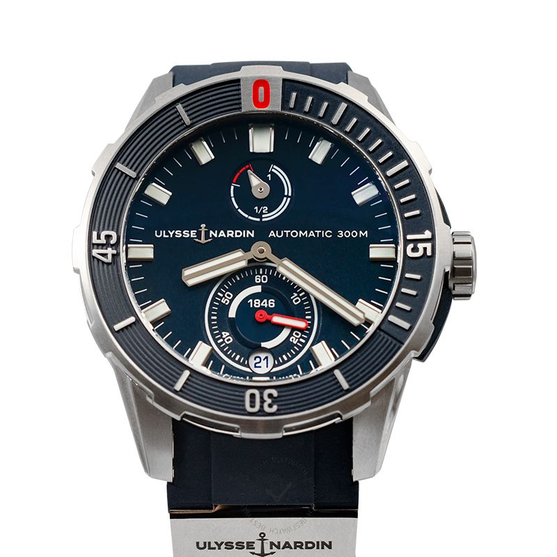 雅典錶 腕間海洋系列 1183-170-3/93
