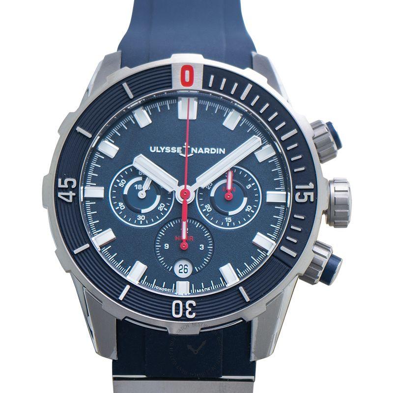 雅典錶 Diver腕錶系列 1503-170-3/93