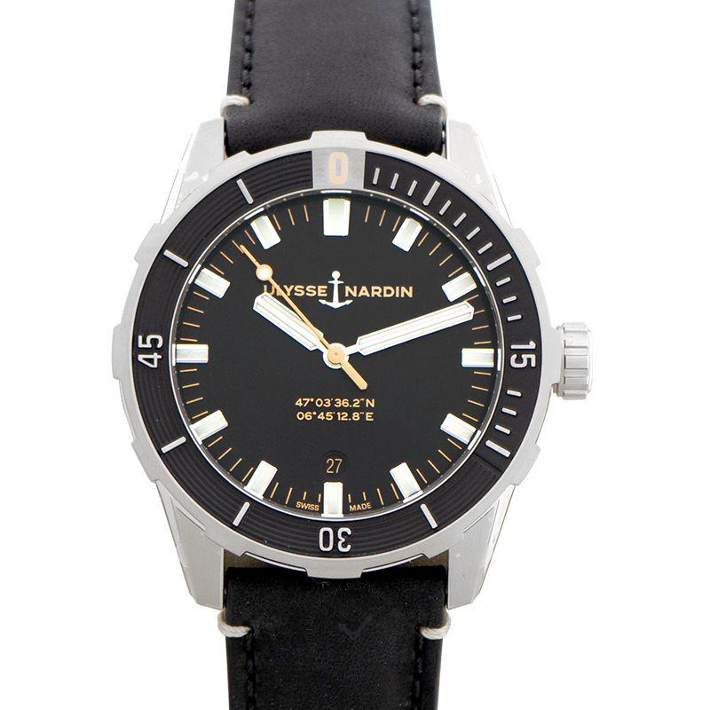 雅典錶 Diver腕錶系列 8163-175/92
