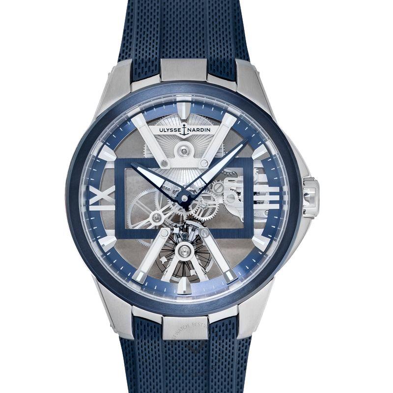 雅典錶 Executive腕錶系列 3713-260-3/03