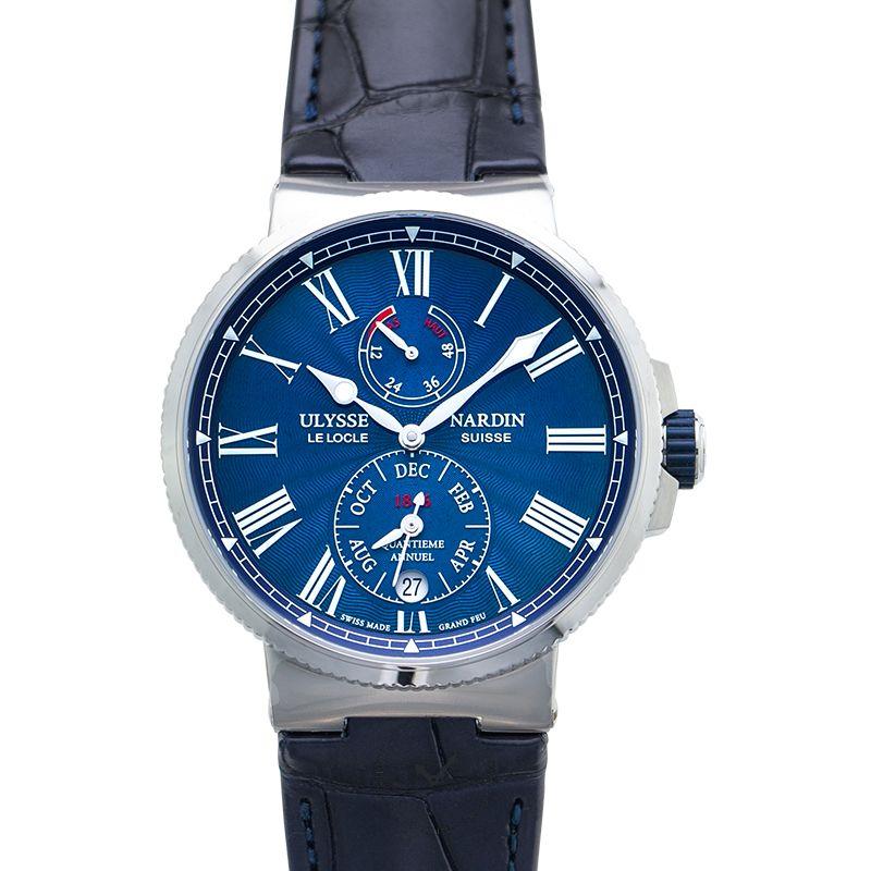 雅典錶 Marine腕錶系列 1133-210/E3