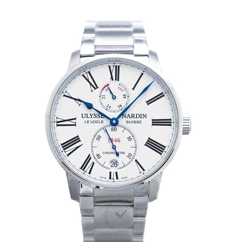 雅典錶 Marine腕錶系列 1183-310-7M/40