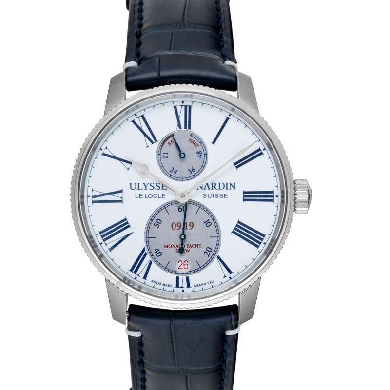 雅典錶 Marine腕錶系列 1183-310LE/E0-MON