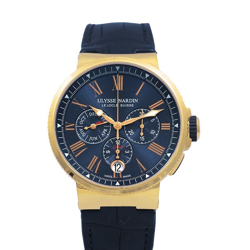 雅典錶 Marine腕錶系列 1532-150/43