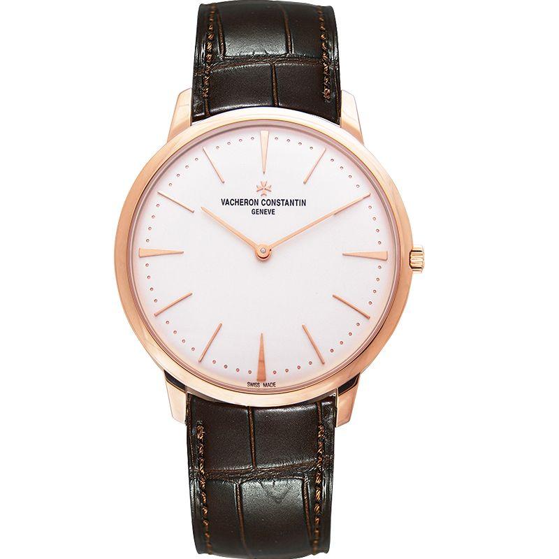江詩丹頓 Patrimony腕錶系列 81180/000R-9159