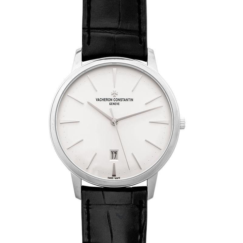 江詩丹頓 Patrimony腕錶系列 85180/000G-9230