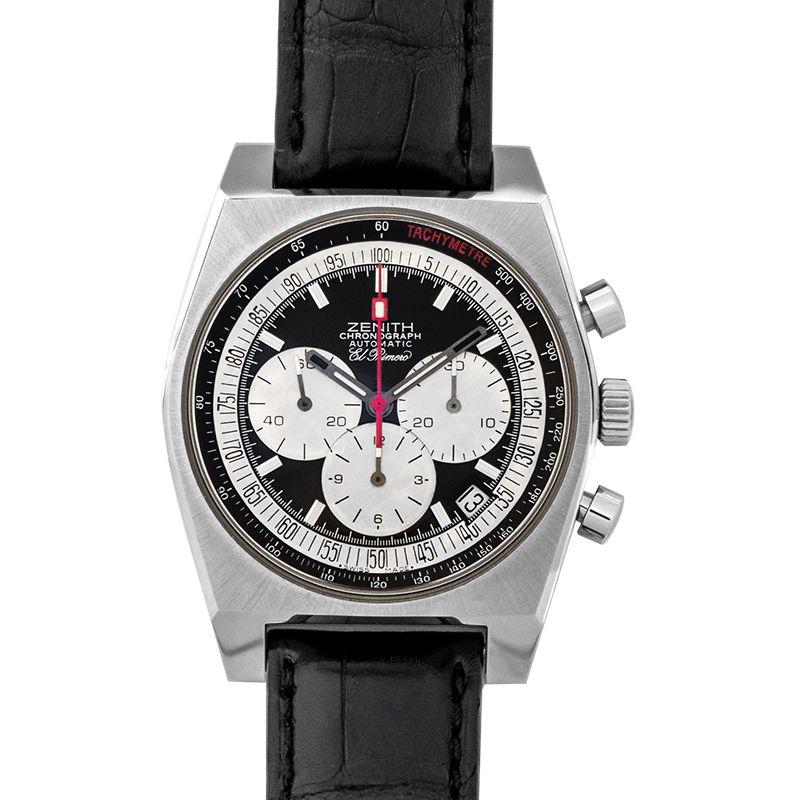 真力時 Chronomaster腕錶系列 03.1969.469/21.C490