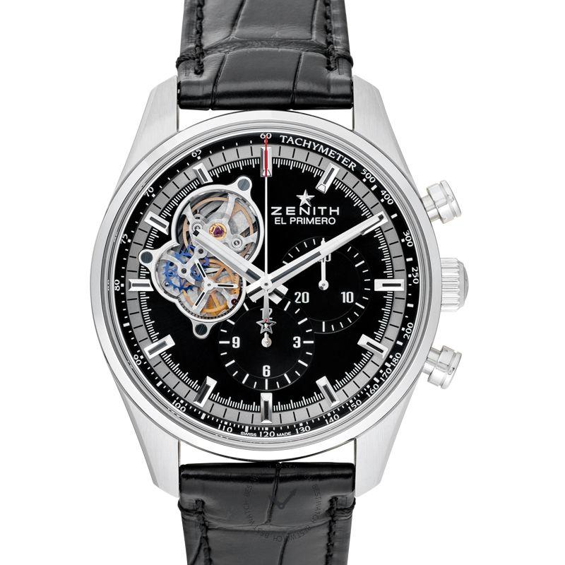 真力時 Chronomaster腕錶系列 03.2040.4061/21.C496