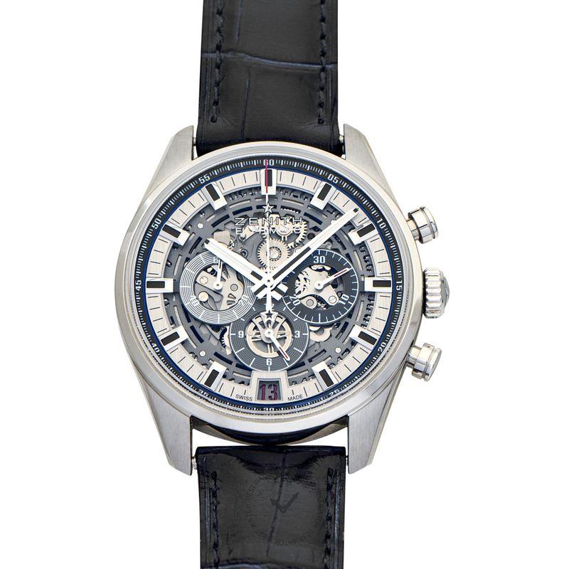 真力時 Chronomaster腕錶系列 03.2081.400/78.C813