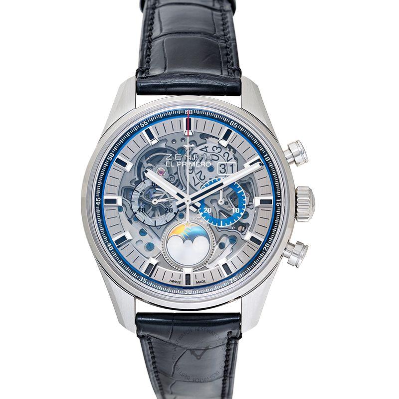 真力時 Chronomaster腕錶系列 03.2530.4047/78.C813