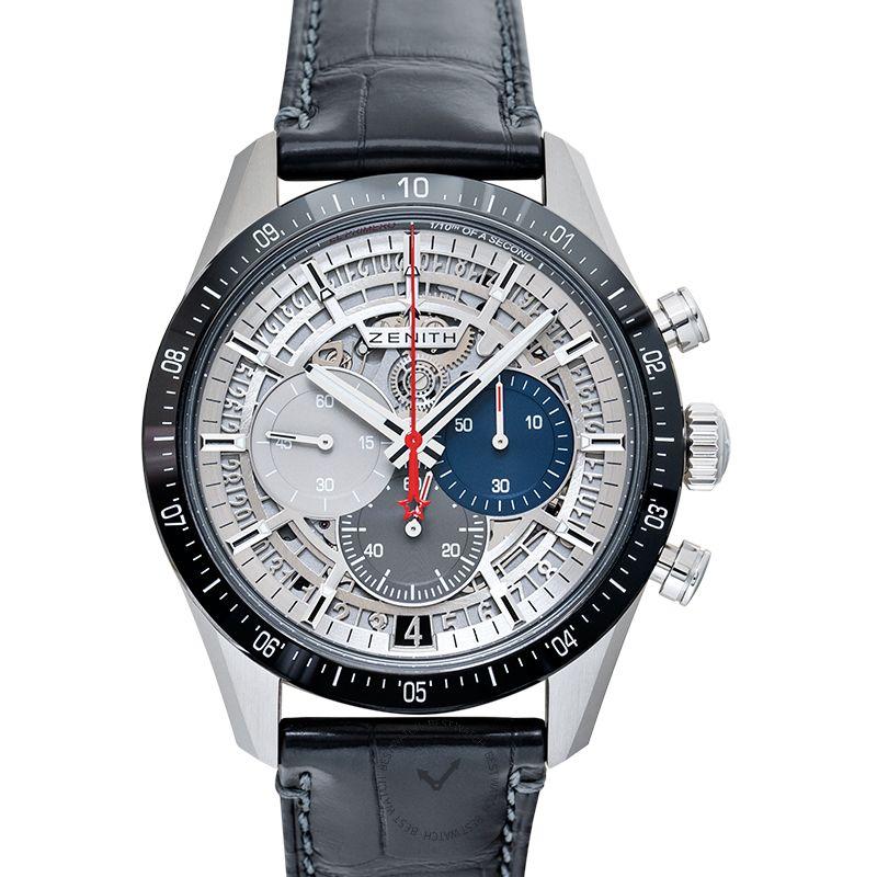 真力時 Chronomaster腕錶系列 95.3001.3600/69.C817