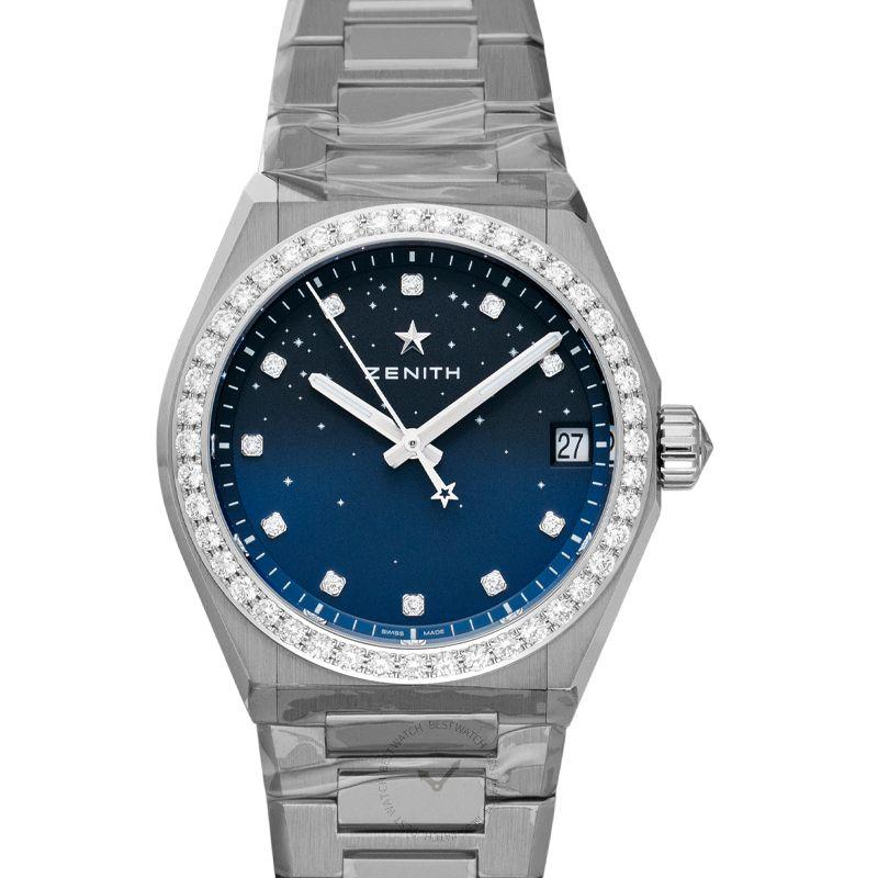 真力時 Defy腕錶系列 16.9200.670/01.MI001