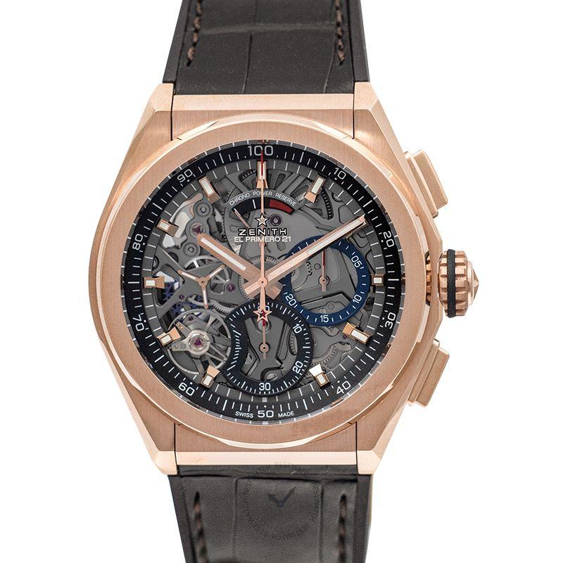 真力時 Defy腕錶系列 18.9000.9004/71.R585