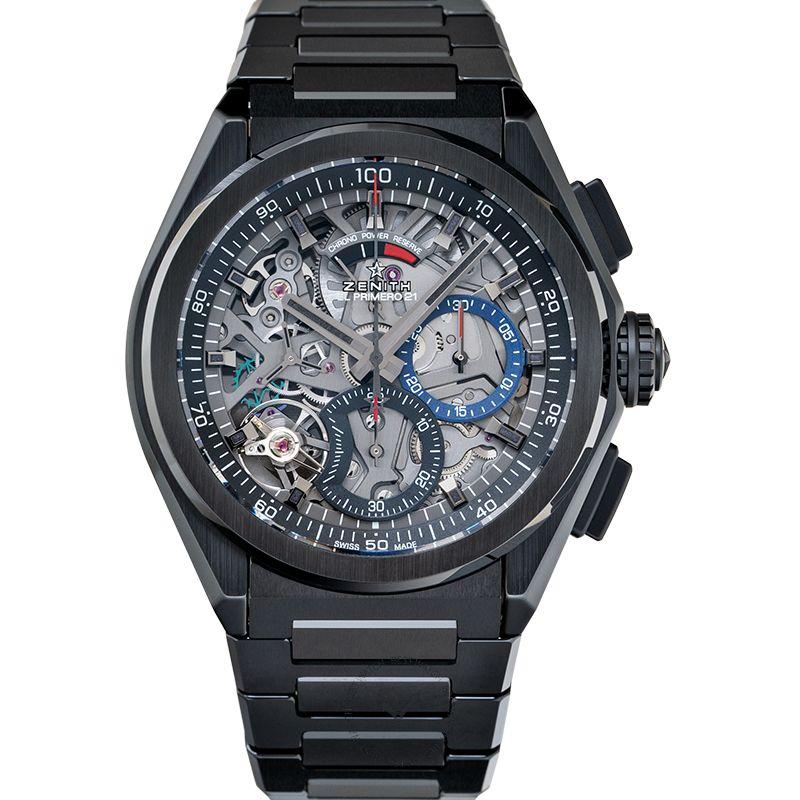 真力時 Defy腕錶系列 49.9000.9004/78.M9000