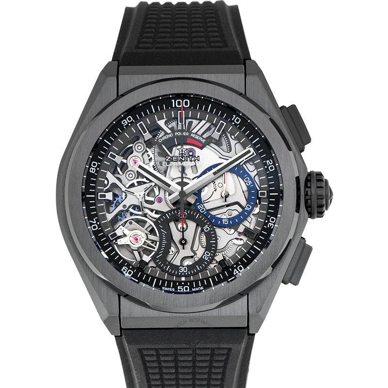 真力時 Defy腕錶系列 49.9000.9004/78.R782