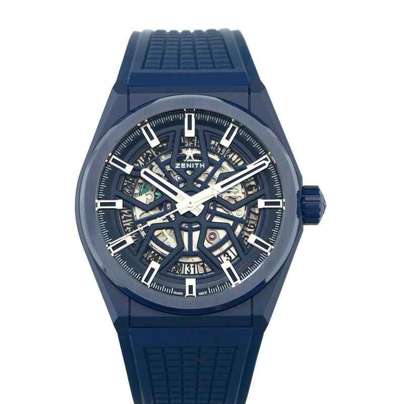 真力時 Defy腕錶系列 49.9003.670/51.R793