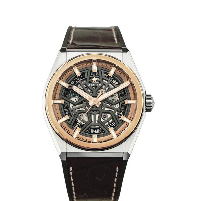 真力時 Defy腕錶系列 87.9001.670/79.R589
