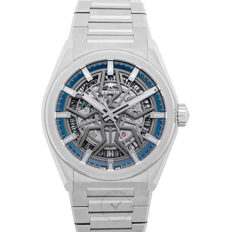 真力時 Defy腕錶系列 95.9000.670/78.M9000