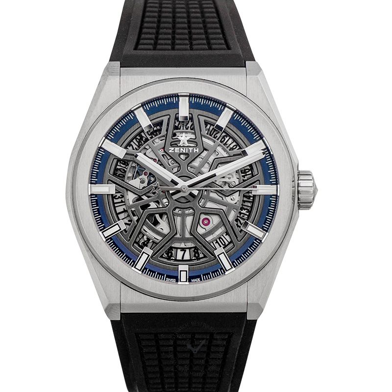 真力時 Defy腕錶系列 95.9000.670/78.R782