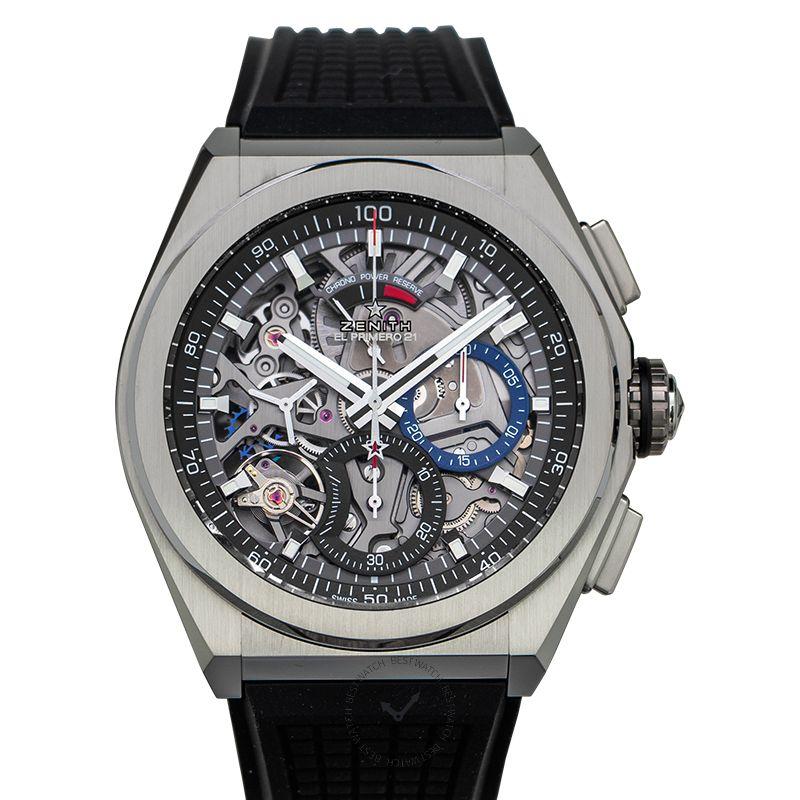 真力時 Defy腕錶系列 95.9000.9004/78.R782