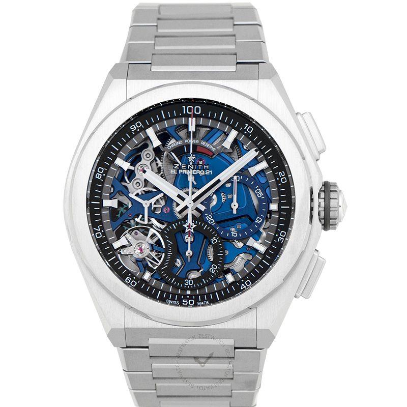真力時 Defy腕錶系列 95.9002.9004/78.M9000