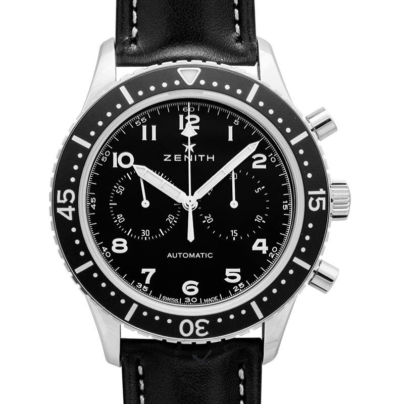真力時 Pilot腕錶系列 03.2240.4069/21.C774