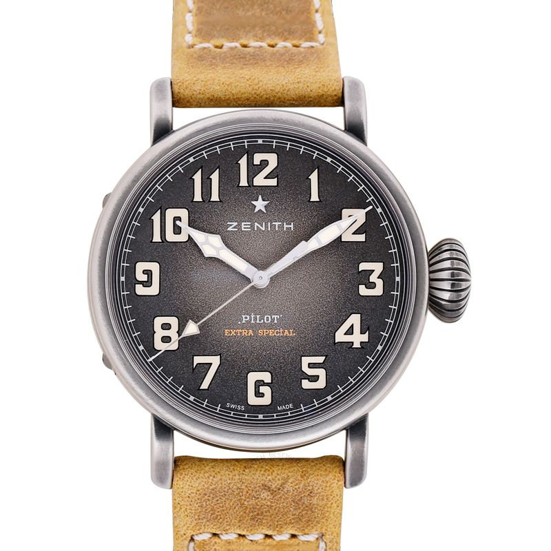 真力時 Pilot腕錶系列 11.1940.679/91.C807