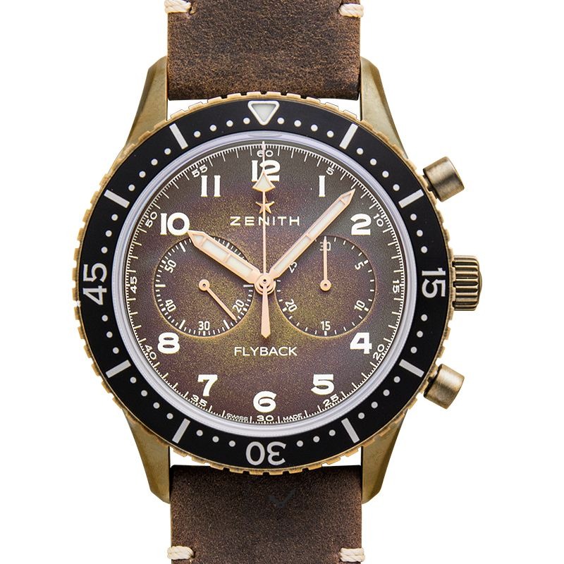 真力時 Pilot腕錶系列 29.2240.405/18.C801