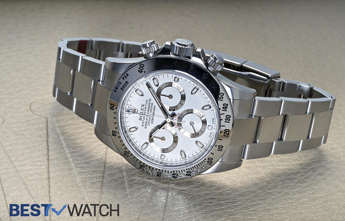 Rolex Daytona 116520: The Most Popular Luxury Chronograph Watch