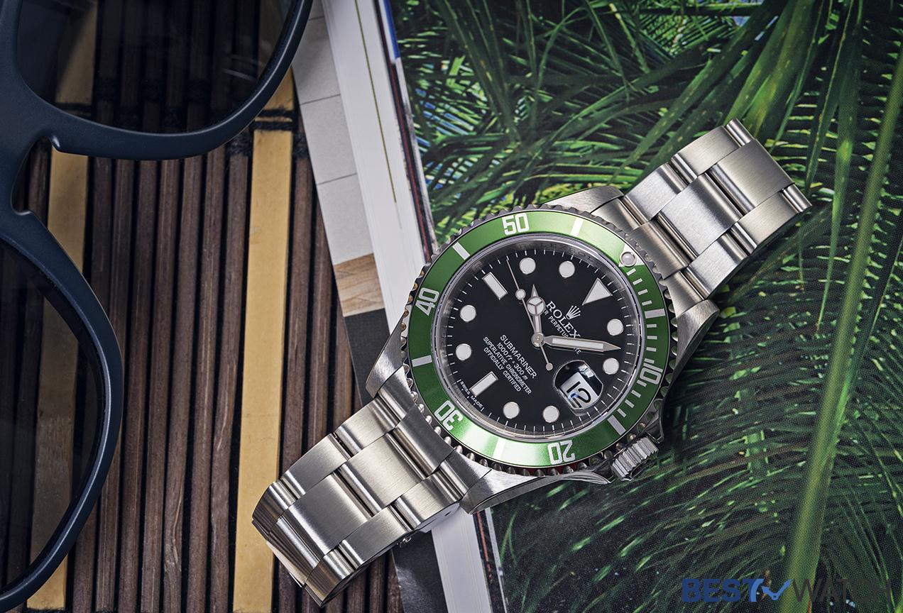 Rolex Submariner: One of The Best Dive Watches