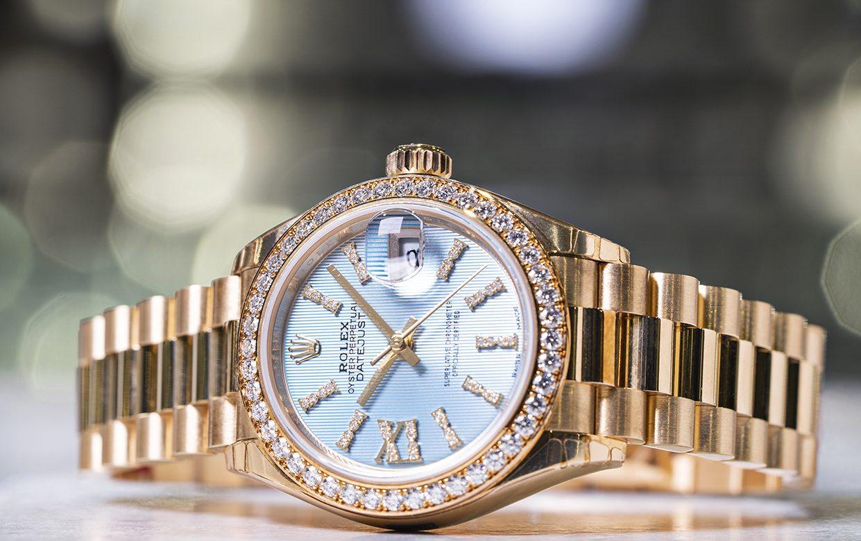 3 Popular Rolex Diamond watches