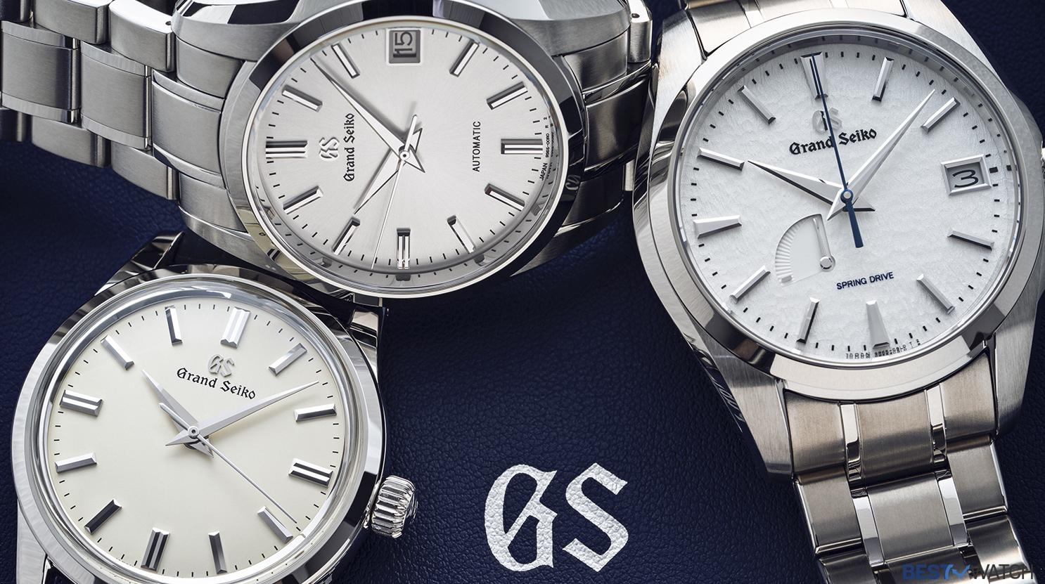 10 Best Watches From Grand Seiko For Every Lifestyle