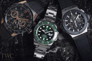 5 Best Brands for Luxury Watches