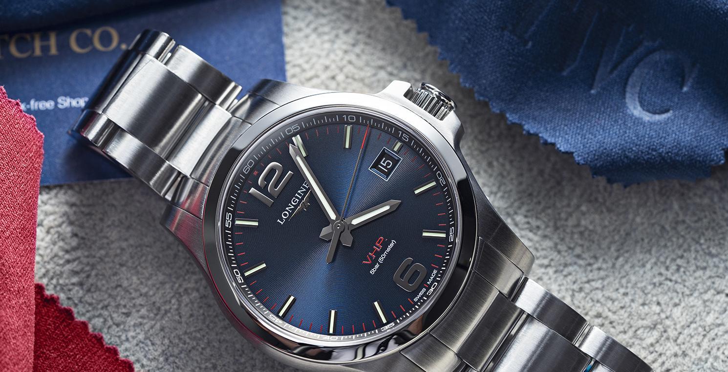 浪琴錶介紹,女裝錶男裝手錶都有,解決你的選擇困難症