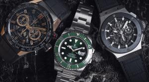 給自己獎勵,為你詳盡介紹今年新年必買手錶!