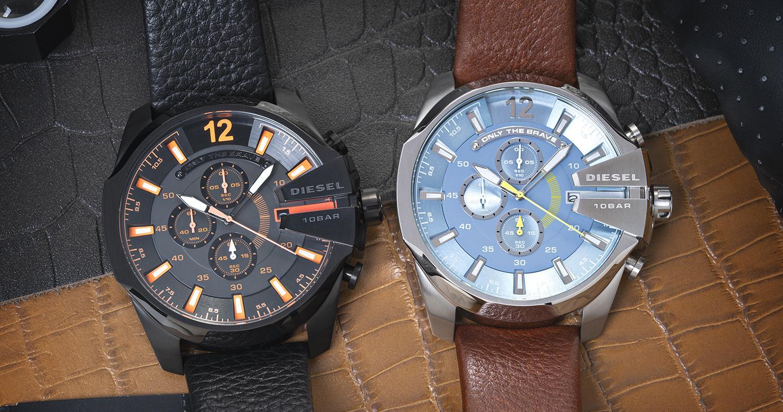 一年四季都適合配戴的潮流男裝手錶推薦,助你一秒變型男!