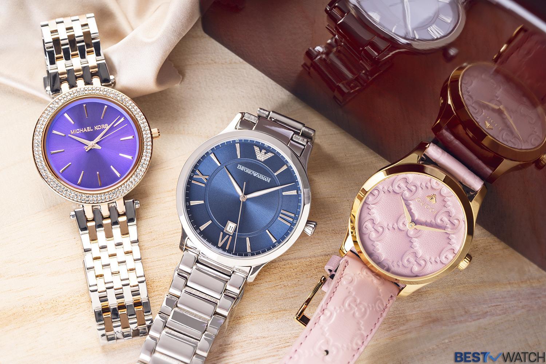 時裝手錶品牌逐隻數,Emporio Armani、Tommy Hilfiger、Michael Kors腕錶配搭攻略!