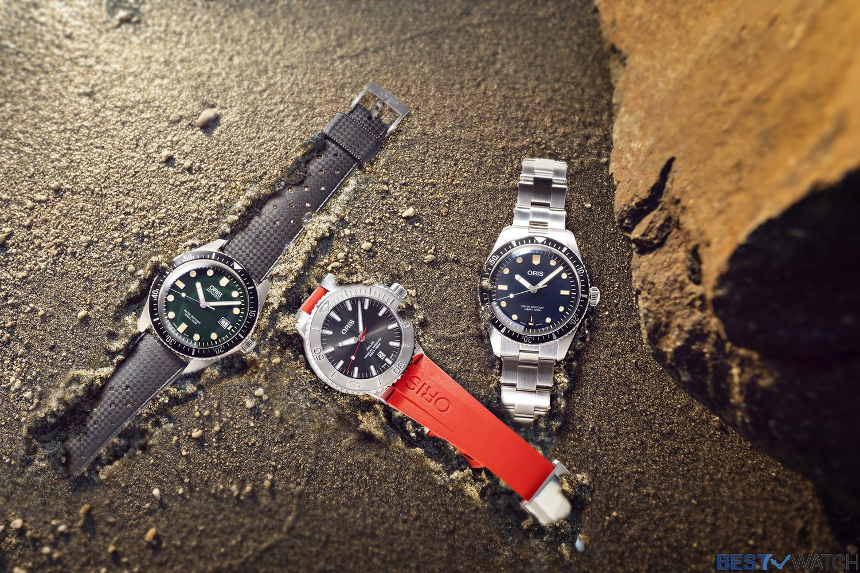 夏天將臨,助你迎戰炎炎夏日的手錶大推介!