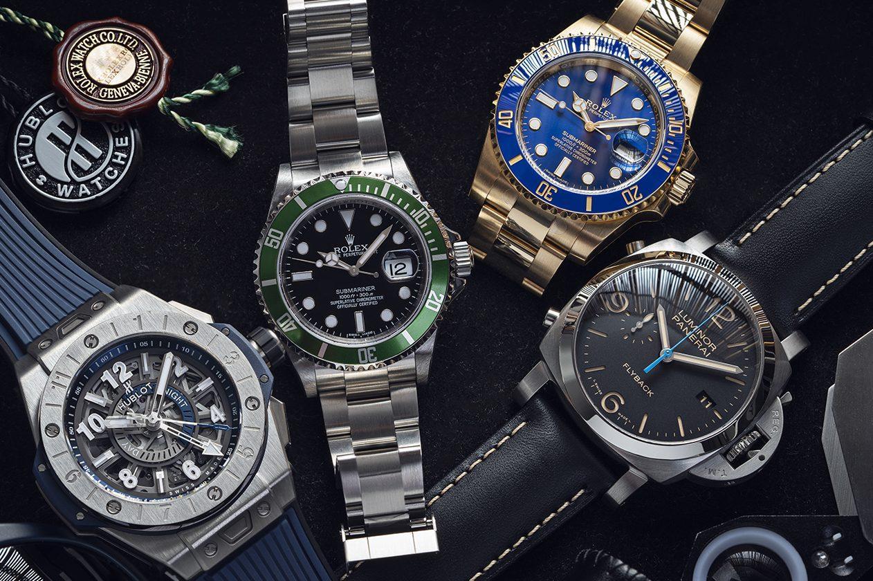 2020男裝手錶選購攻略!適合不同風格造型男士!