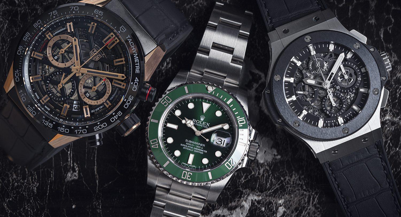 明星都戴這些手錶品牌!一文看盡12位國際巨星的手錶!