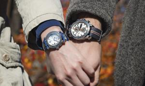最合拍的情侶錶推介!和另一半曬恩愛吧