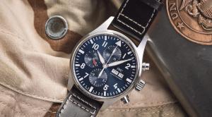 IWC小王子航空錶,用藍色致敬經典童話的超受歡迎腕錶!